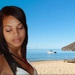 Traumfrau aus der Dominikanischen Republik